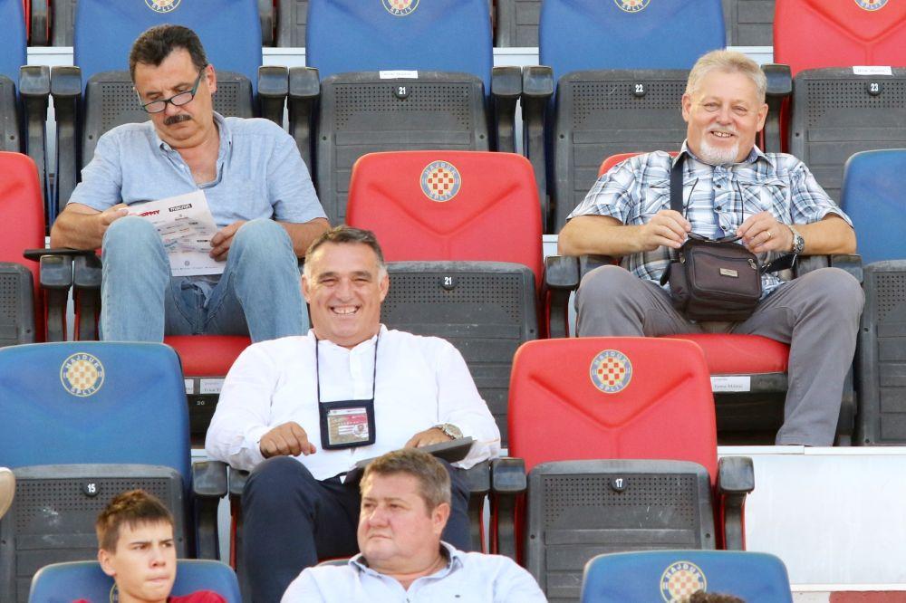 Hajduk - Istra / foto: Ivica Čavka