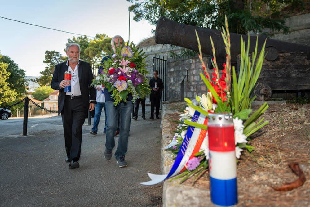 Europski dan sjećanja na žrtve svih totalitarnih i autoritarnih režima na Gripama