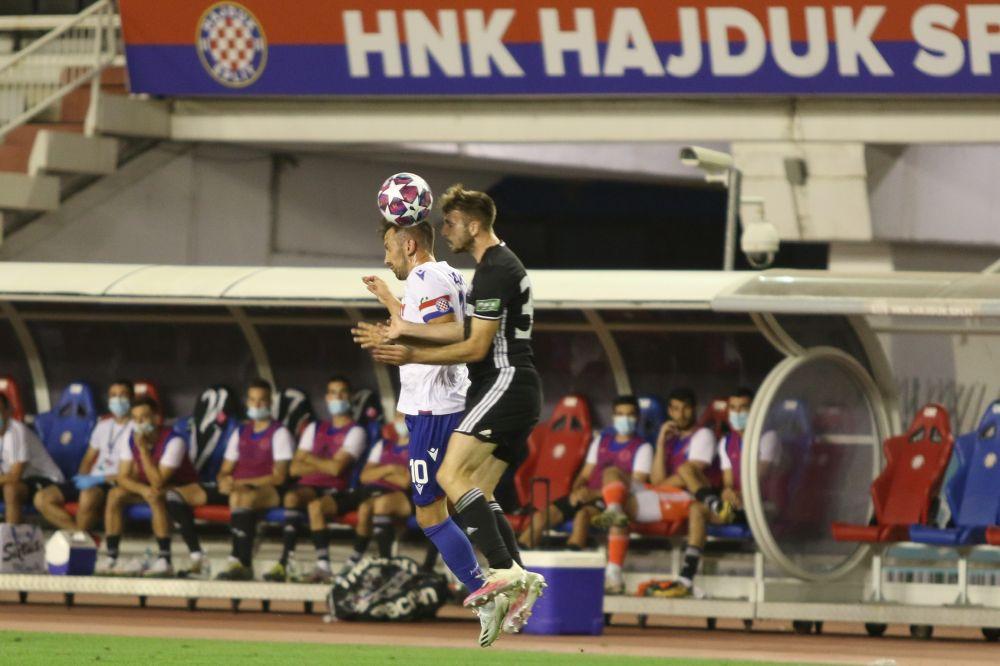 Hajduk - Slaven Belupo / foto: Ivica Čavka