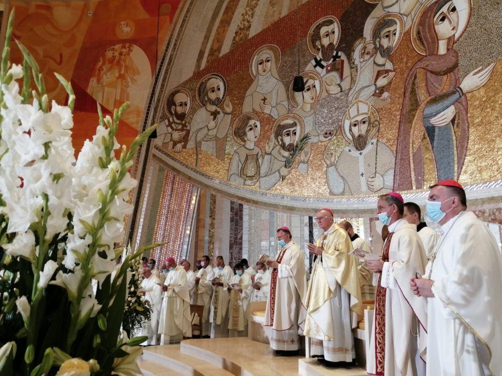 Biskupsko ređenje mons. Ante Jozića | foto: Veljko Martinović