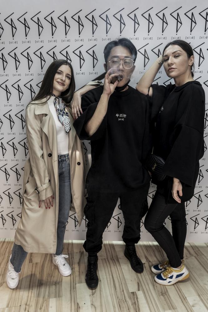 Predstavljanje hrvatsko-korejskog modnog brenda [ si : d ]