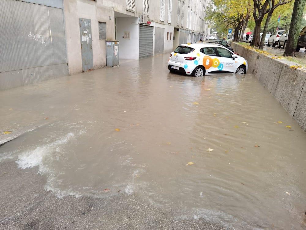 Poplava na Blatinama