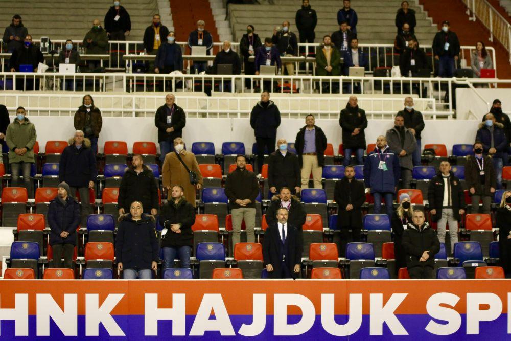 Hajduk - Gorica / foto: Ivica Čavka
