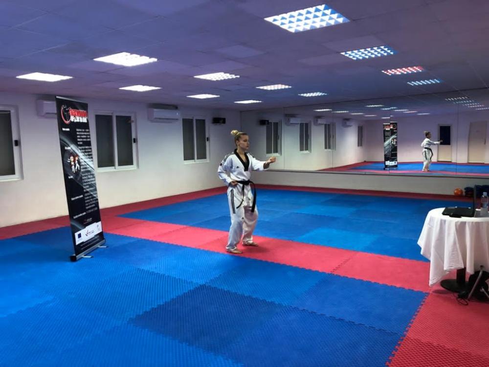 Projekt 'Taekwondo - sport za sve'