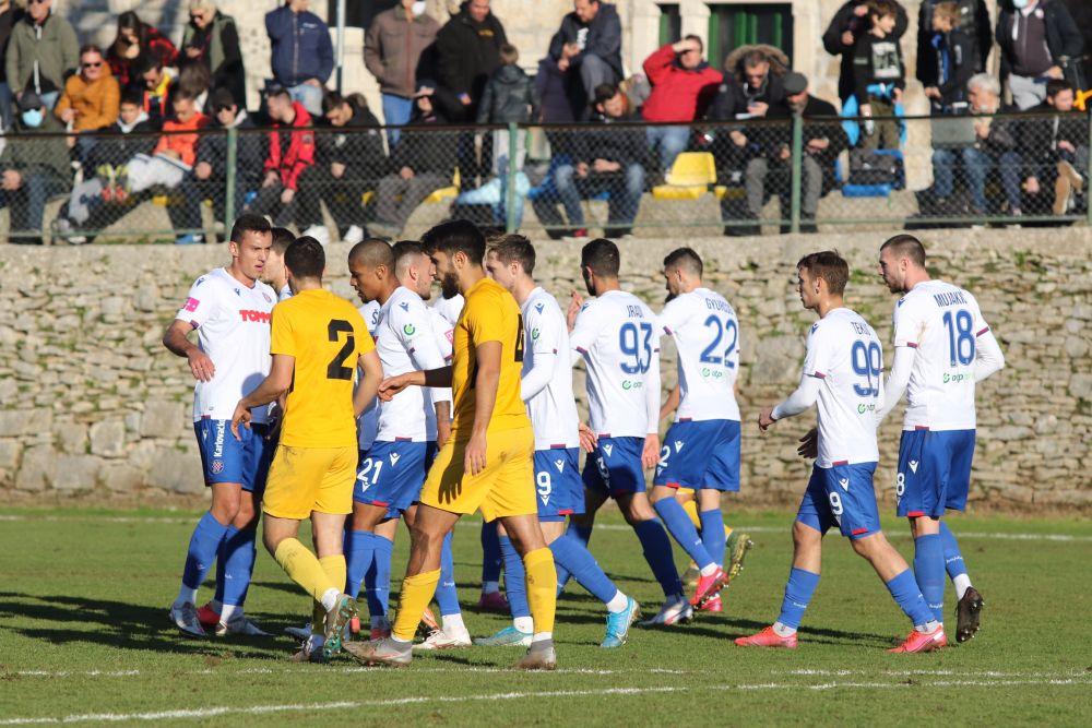 Postira: Hajduk - Solin / foto: Ivica Čavka