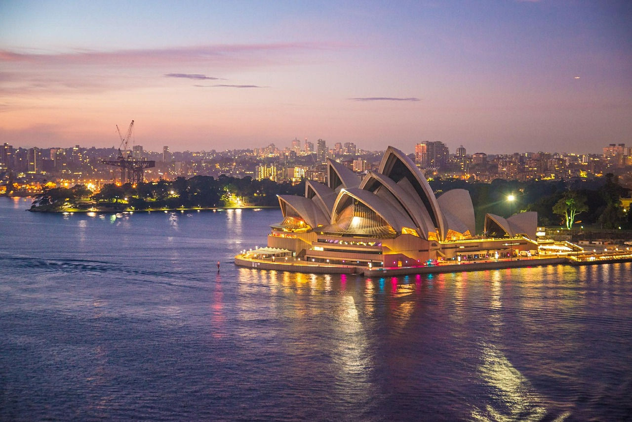 Sydney Opera House | Foto: Pixabay