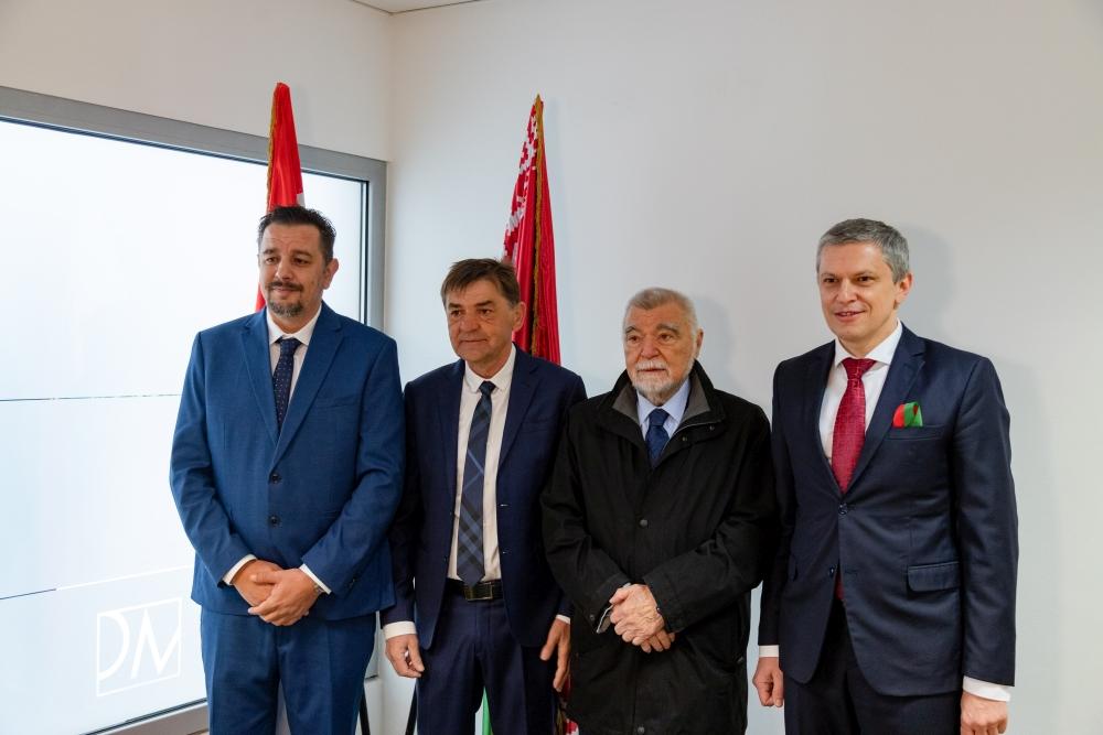 Otvaranje ureda počasnog konzula Republike Bjelorusije
