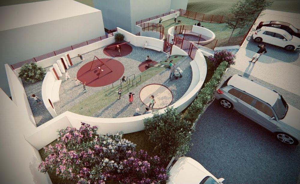 Projektna dokumentacija za novo dječje igralište i park za pse na Žnjanu