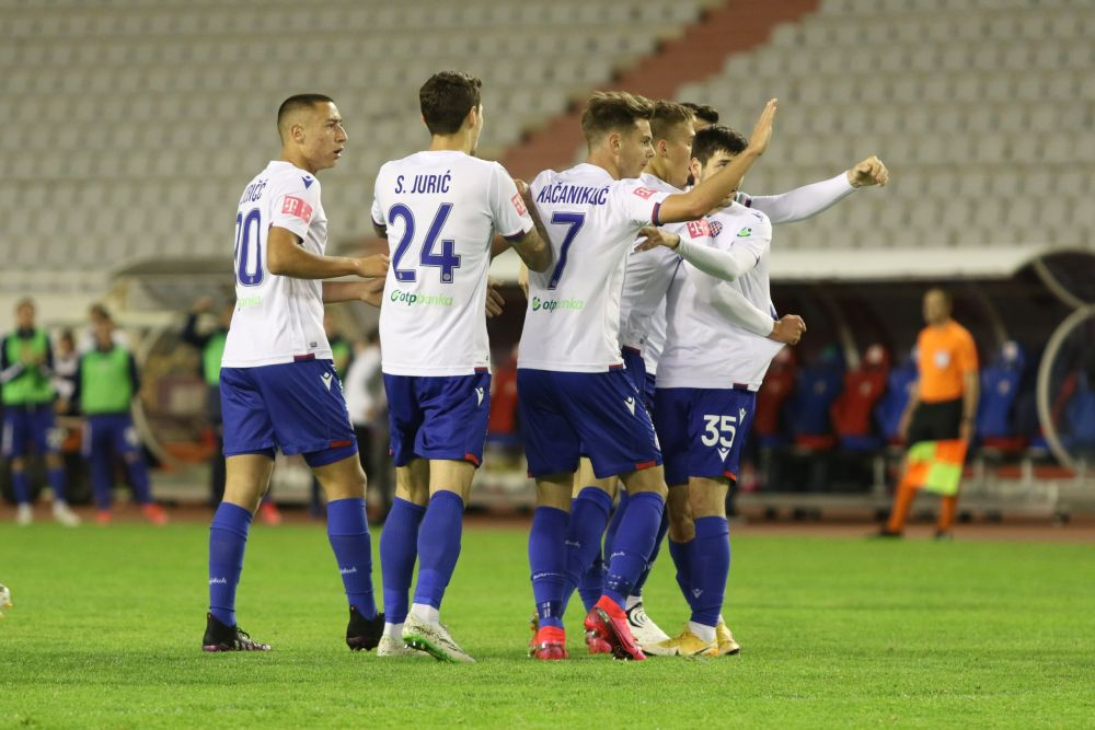Hajduk - Rijeka / foto: Ivica Čavka