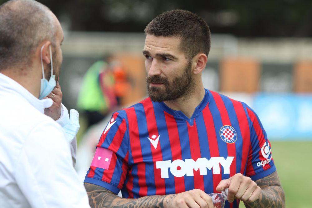 Šibenik - Hajduk / foto: Ivica Čavka