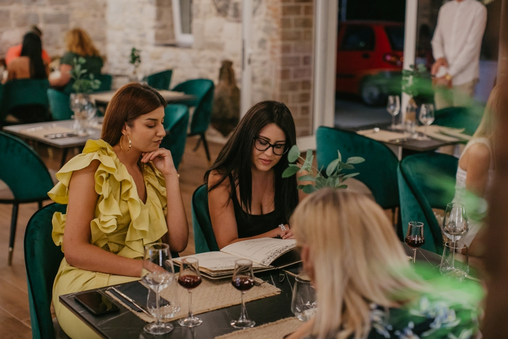 Restoran Focus | Foto: Vjeko Bilota