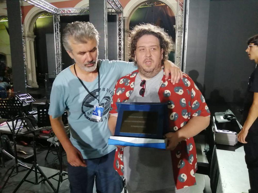 Proglašenje pobjednika Splitskog festivala   foto: Veljko Martinović