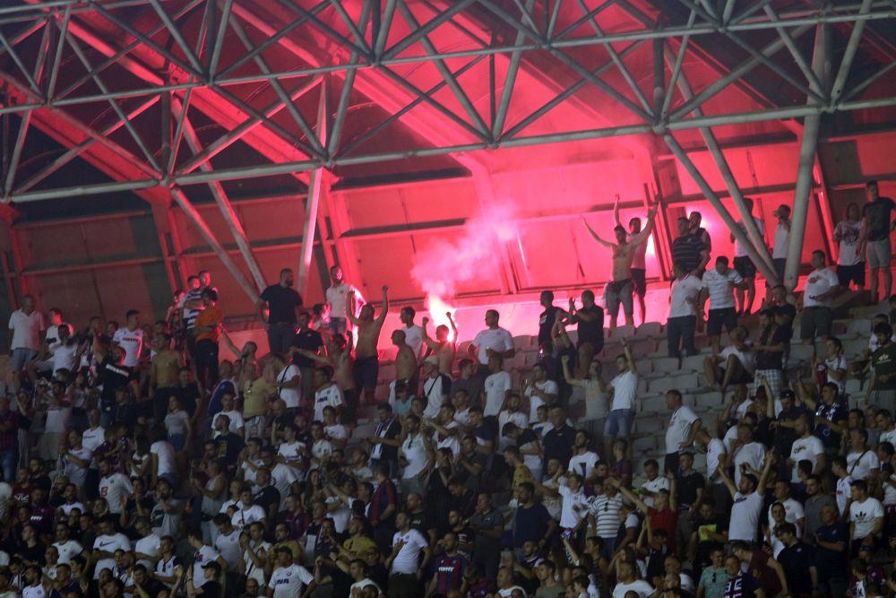 Hajduk - Tobol / foto: Bruno Karadža