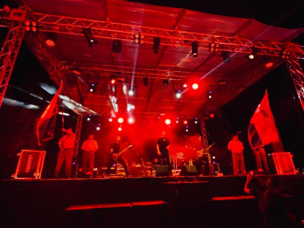Thompsonov koncert u Našicama