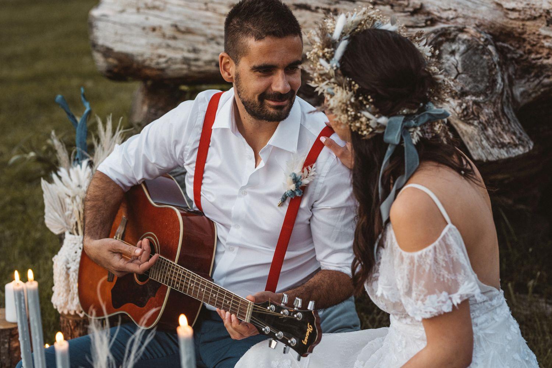 Boho vjenčanje | foto: Marina Ribar