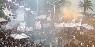 HAJDUKOVA 2014: Godina prosvjeda i borbe za ravnopravan status!