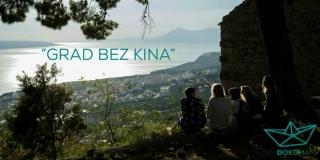 U Makarskoj počeo program 'Grad bez kina'