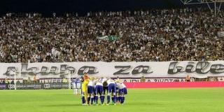 Hajduk gubi priključak zbog neučinkovitog napada