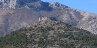 Utvrda Travnik iznad Potravlja: Od prapovijesti je na tom mjestu gradina