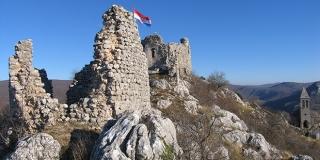 Utvrda kraj Trilja: Arheološki nalazi govore o surovom ratničkom životu na Čačvini