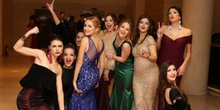 FOTOGALERIJA: Maturalna večer Ekonomsko-birotehničke škole Split