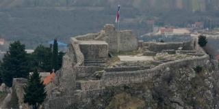 Topana iznad Imotskog: Više od dva stoljeća pod turskom vlašću...