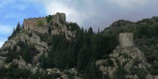 Nikad mirno: Kuće u Vrgorcu su služile kao mali fortifikacijski objekti