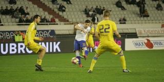 Torcida bez baklji, Hajduku dobro prvo poluvrijeme dovoljno za pobjedu