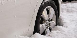 Počeo padati snijeg u Hrvatskoj