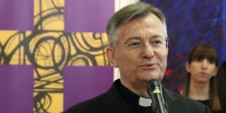 VIDEO Mons. Marin Barišić: 'Danas mi se rodio sin!'