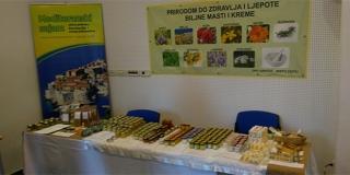 OPG Grivičić proizvodi kreme od smilja, lavande, bršljana...