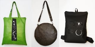 Zmajevna: Želite li unikatnu torbu od eko kože?