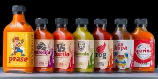 'Juta spiza' iz Kaštela: Ove godine planiramo ubrati više od 30 različitih sorti ljutih paprika