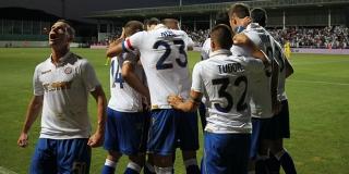 DUPLIN OSVRT: Hajduk ima minimalnu, ali dragocjenu prednost pred uzvrat