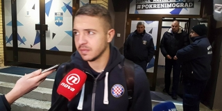 Gol bivšeg Hajdukova veznjaka