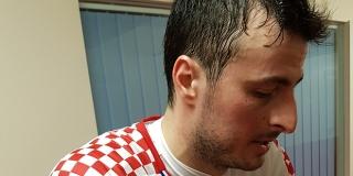 UTUČENI KAPETAN 'U ime cijele ekipe želim se ispričati hrvatskoj javnosti'