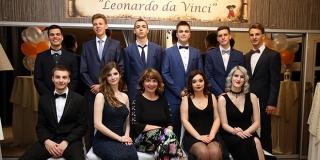 FOTOGALERIJA: Maturalna zabava privatne gimnazije Leonardo da Vinci