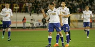 DUPLIN OSVRT: Odlična partija Hajduka u nikad čudnijoj sezoni
