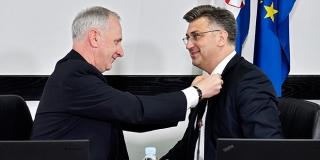 ANDRO KOD PLENKOVIĆA LOŠE KOTIRA: Maroević gradonačelnički kandidat?