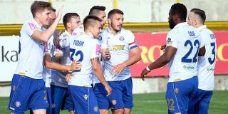DUPLIN OSVRT: Hajduk napokon brz, hitar i efikasan!