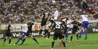 DUPLIN OSVRT: Hajduk je jači i fizički spremniji, ali ne ide miran na uzvrat