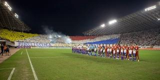 DUPLIN OSVRT: Utakmica je završila bez golova, ali jasno je da Rumunji nisu ništa bolji od Hajduka