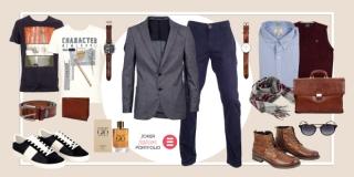 JOKER FASHION PORTFOLIO: Kako se ove sezone odijeva muškarac sa stilom?