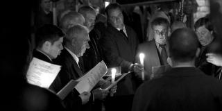 DALMATINSKO EVANĐELJE: Crkveno glagoljaško i pučko pjevanje