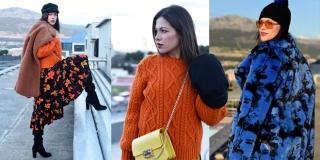 JOKER FASHION PORTFOLIO: Zimski modni vodič - kako izgledati 'hot' i u hladnim večerima