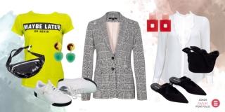 JOKER FASHION PORTFOLIO: Za dobru proljetnu modnu bazu nabavite dobar (karirani) sako!