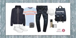 JOKER FASHION PORTFOLIO: Muško modno proljeće