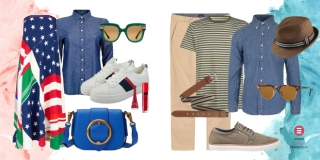 JOKER FASHION PORTFOLIO: Izgradite atraktivnu kombinaciju oko bazične jeans košulje!