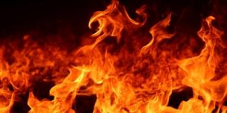 Airtractor gasi požar na Kozjaku