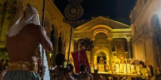 Aida i Radames koje je odnio san